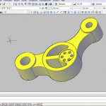 How to Design Control Arm With AutoCAD – AutoCAD Tutorial