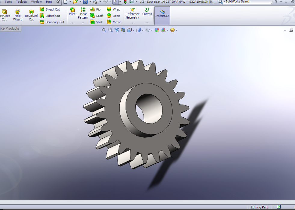How to Create Spur Gear in Solidworks 2019 – Solidworks Tutorial